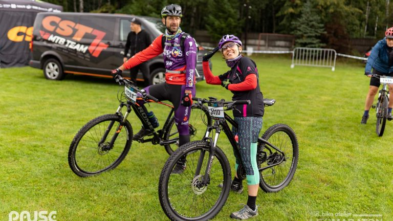 Bike Atelier Maraton Psary 2020, czyli debiut.